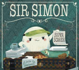 Sir Simon children's book for Halloween