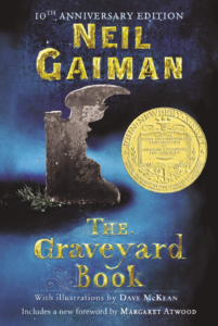The Graveyard Book - a Halloween read for teens