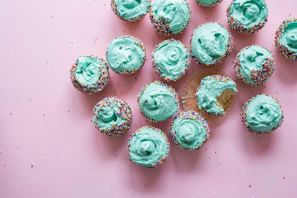 virtual cupcake baking class