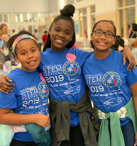 Celebrating Our Health Care Heroes at the Maryland STEM Festival